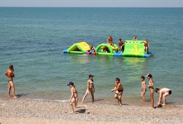 Детский Оздоровительный Лагерь Мандарин Песчаное Мандарин