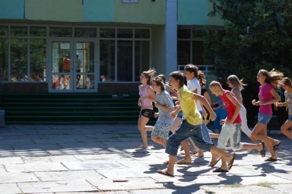 Детский Оздоровительный Лагерь Мандарин Песчаное ДОЛ Мандарин