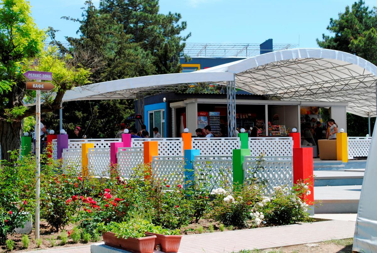 Детский Оздоровительный Лагерь Smart Camp (Смарт кэмп) Заозерное Территория и инфраструктура