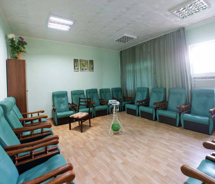 Санаторий Славутич Алушта ароматерапия