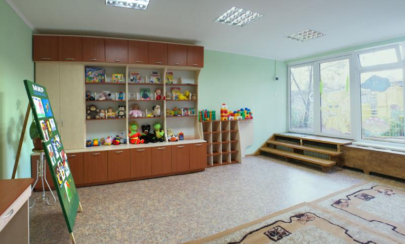 Санаторий Славутич Алушта детская комната