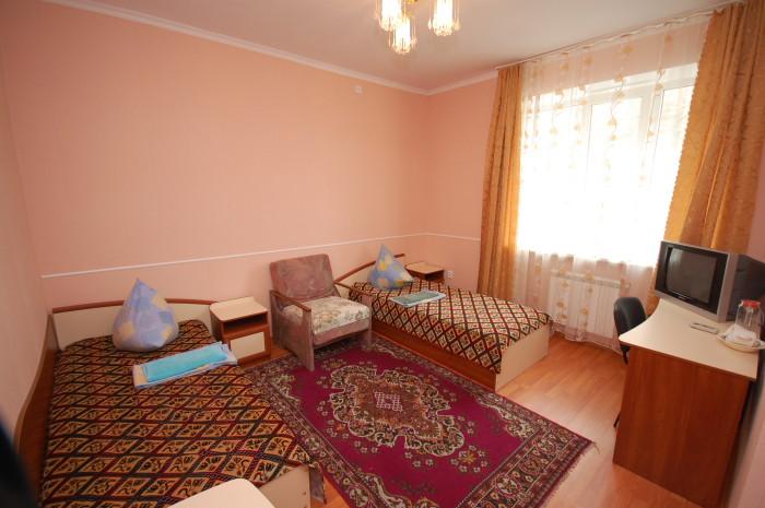 Санаторий Киев Алушта Корпус №5 - 1 комнатный 2 местный