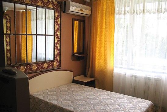 Санаторий Киев Алушта Корпус №2  - 1 комнатный 1 местный  Люкс