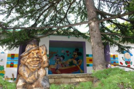 Детский Оздоровительный Лагерь Ласпи