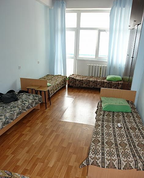 Детский Оздоровительный Лагерь Ласпи Ласпинская бухта комната