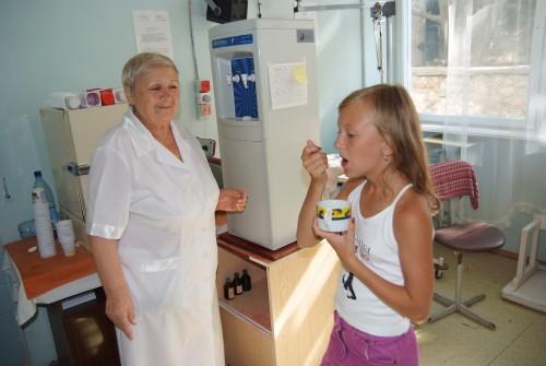 Детский Оздоровительный Лагерь Ласпи Ласпинская бухта медпункт