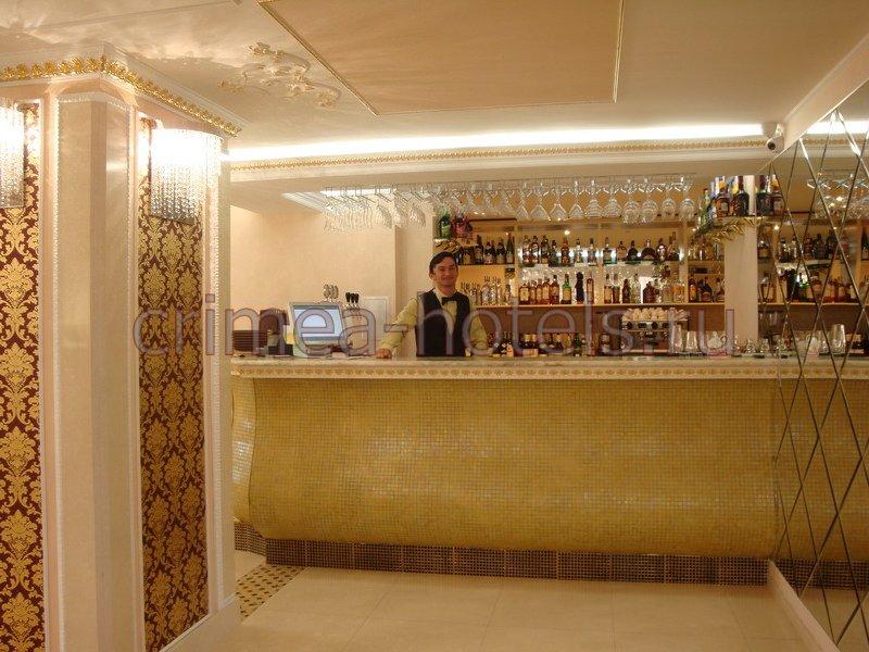 Отель Украина-Палас (Ukraine Palace) Евпатория Ресторан