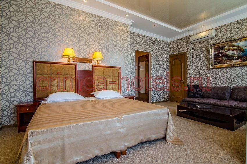 Отель Украина-Палас (Ukraine Palace) Евпатория Стандарт улучшенный