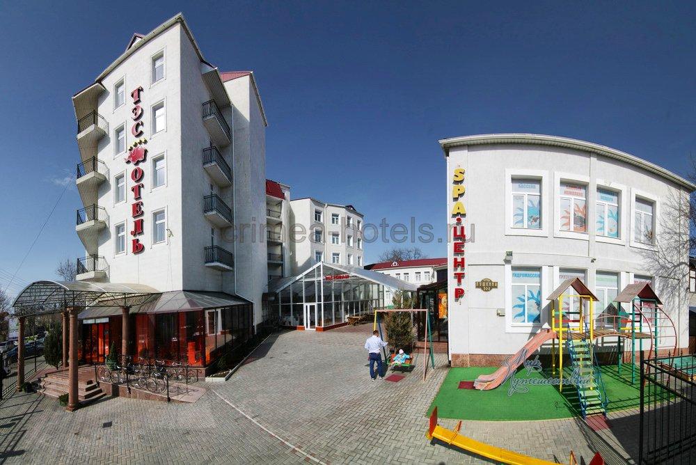Отель ТЭС Отель