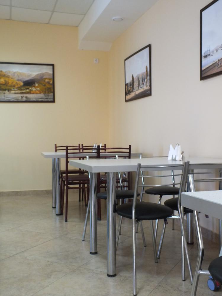Отель Морской Штормовое Кафе