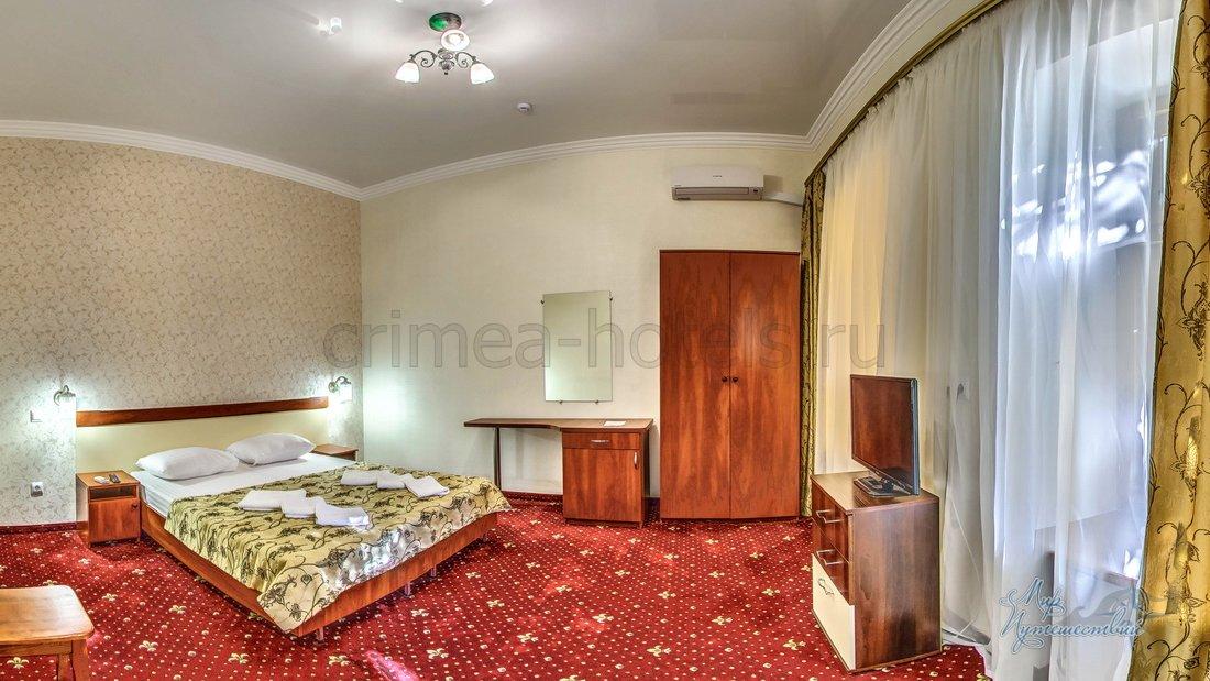 2 комнатный 2 местный  полулюкс