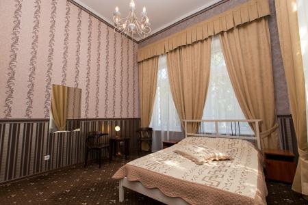Спальня художника