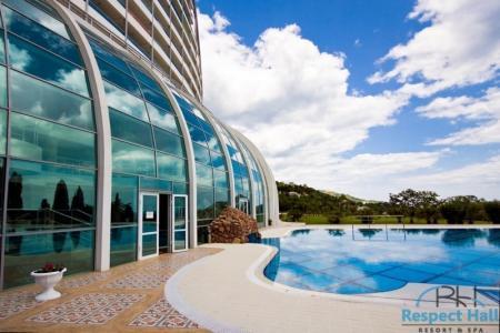 SPA-Отель Respect Hall Resort Hotel (Респект Холл)