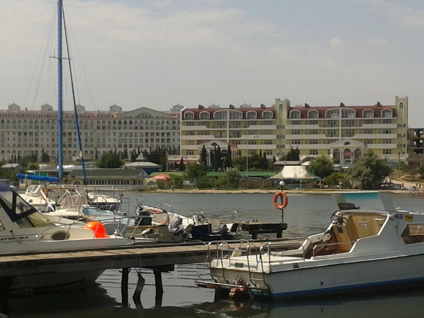 Апартаменты гостиничный дом дом у моря Севастополь