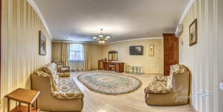 Апартаменты 2-х комнатные 2-х местные №303