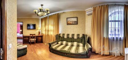 Люкс 2-х комнатный 2-х местный №304