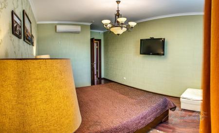 Люкс 2-х комнатный 2-х местный с кухней №301