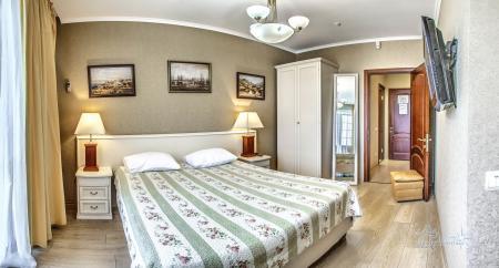 Стандарт 1-комнатный 2-х местный с кухней №201