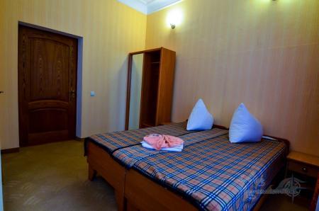 Корпус №4, 1-но комнатный 2-х местный
