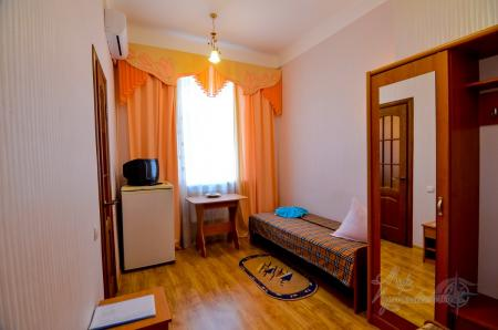 Корпус №4, 1-но комнатный 1-но местный