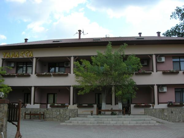 Отель Таласса Евпатория курорт Евпатория отдых в Крыму отдых в Евпатории пансионат Таласса отдых в Талассе