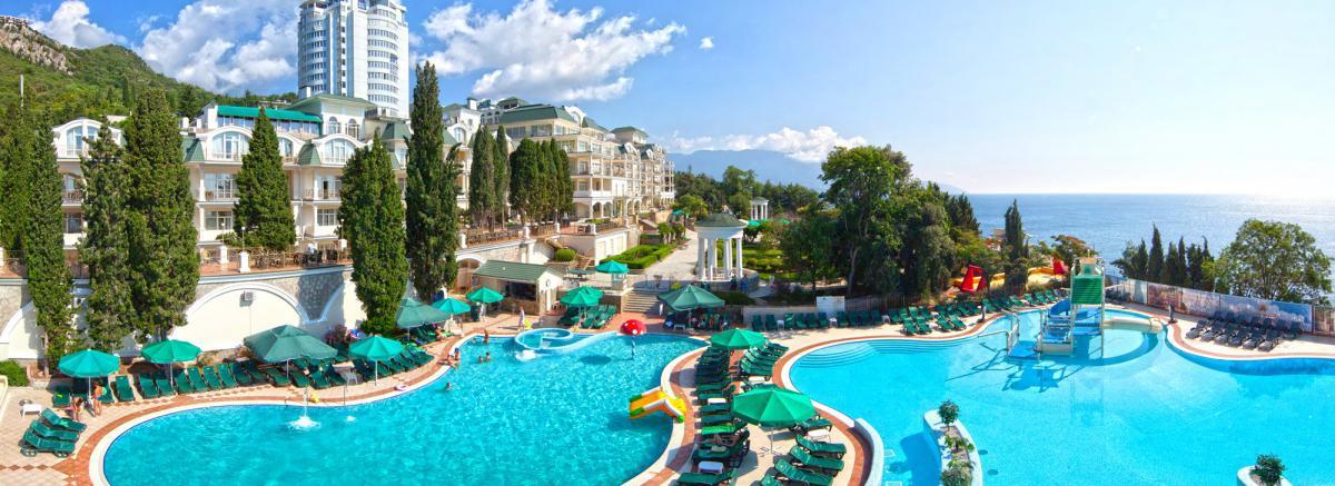 Парк-Отель Пальмира Палас Гаспра