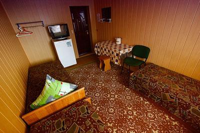 База Отдыха Запорожская Сечь Феодосия стандарт 5 кат в коттедже