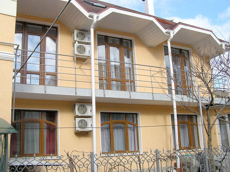 Гостиница Ирина Евпатория курорт Евпатория