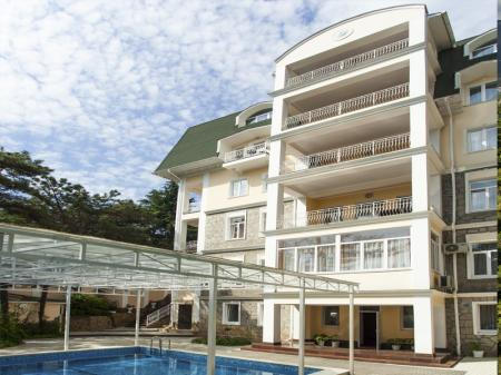 Отель Империал 2011 Ялта