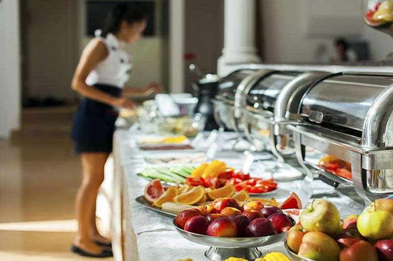 Отель Империал 2011 Ялта Инфраструктура и питание