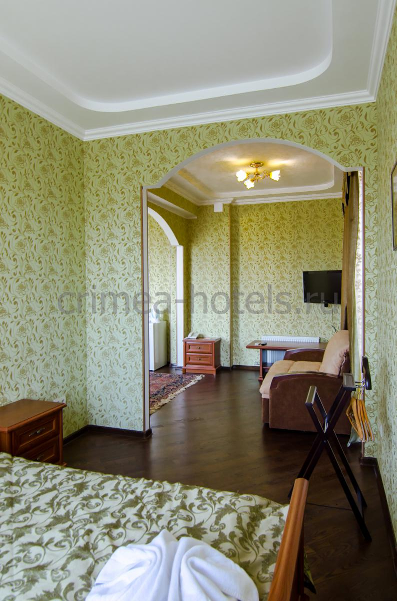 Отель Калифорния Евпатория Стандарт улучшенный №402
