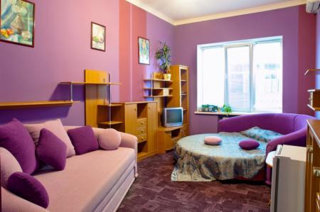 Люкс-плюс фиолетовый