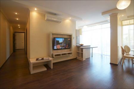 Апартамент комфорт 3-комнатные 4-местные