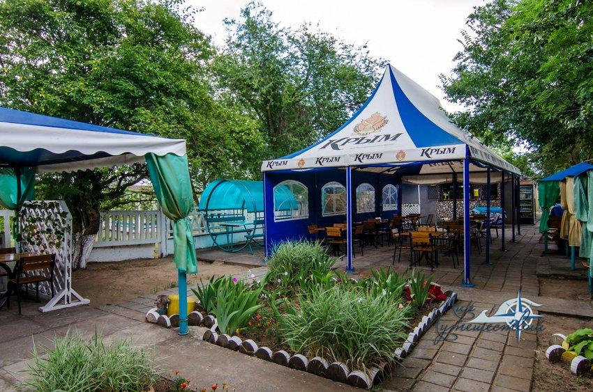 Гостевой Дом Фортуна (территория Строителя) Заозерное Кафе