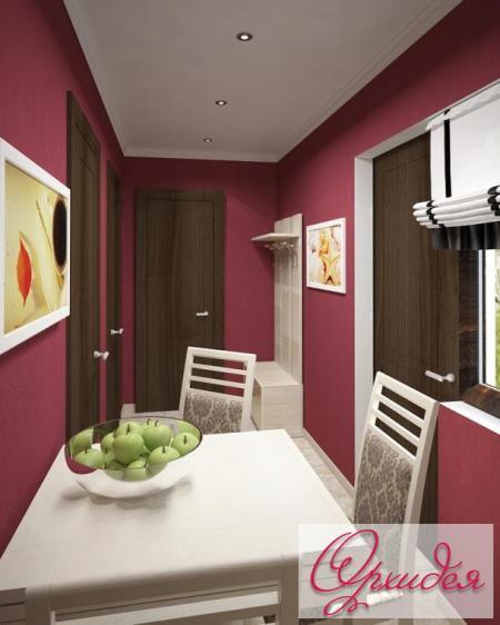 2-х комнатный полулюкс с кухней