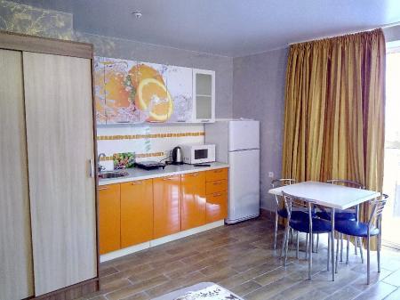 2-х комнатный 4-х местный апартамент с кухней