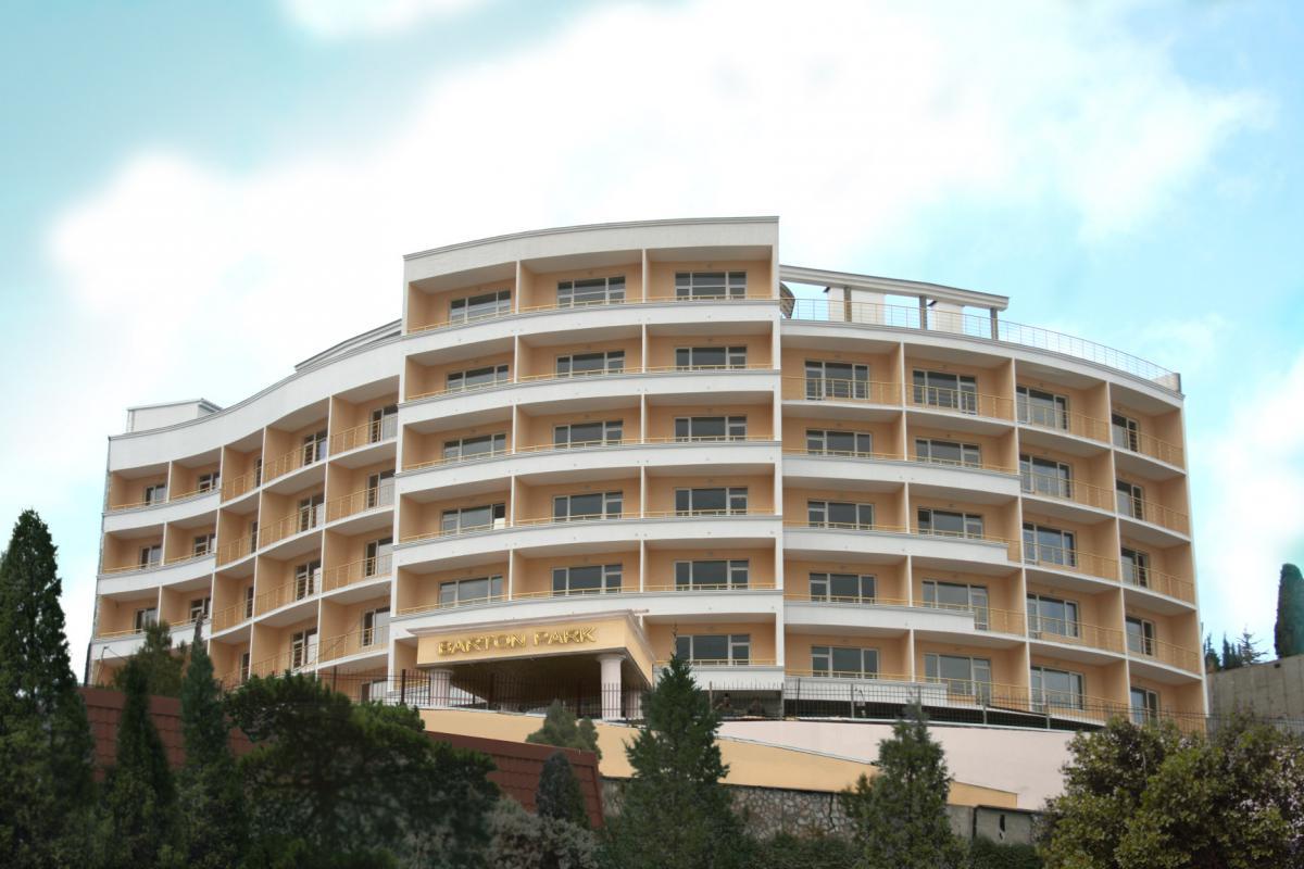 Отель Barton Park