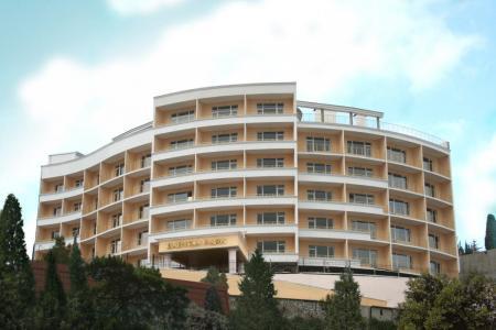 Отель Barton Park Алушта