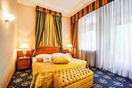 Апартаменты Голицын 2-местные 3-комнатные