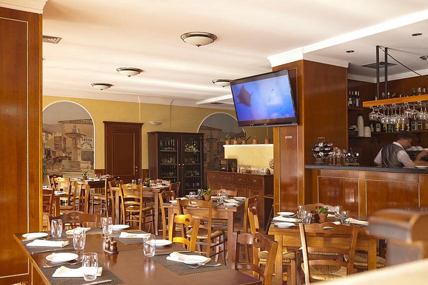Гостиница Ялта-Интурист Ялта Ресторан А-тавола