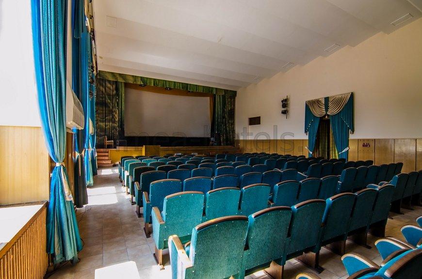 Санаторий Горный Гаспра Киноконцертный зал
