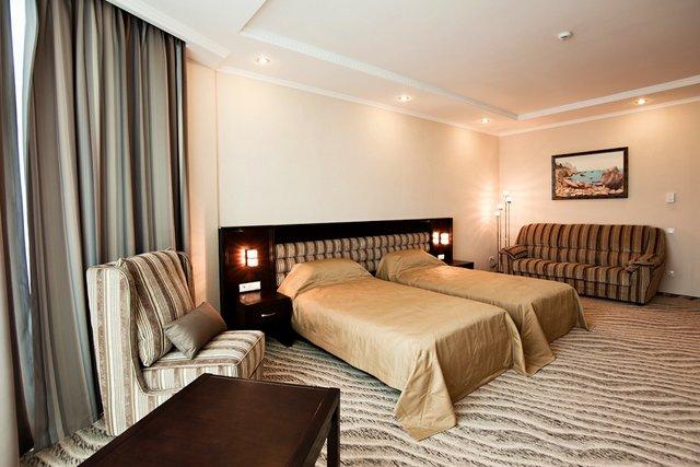 Отель Aquamarine Resort & SPA (отель Аквамарин) Севастополь Superior King