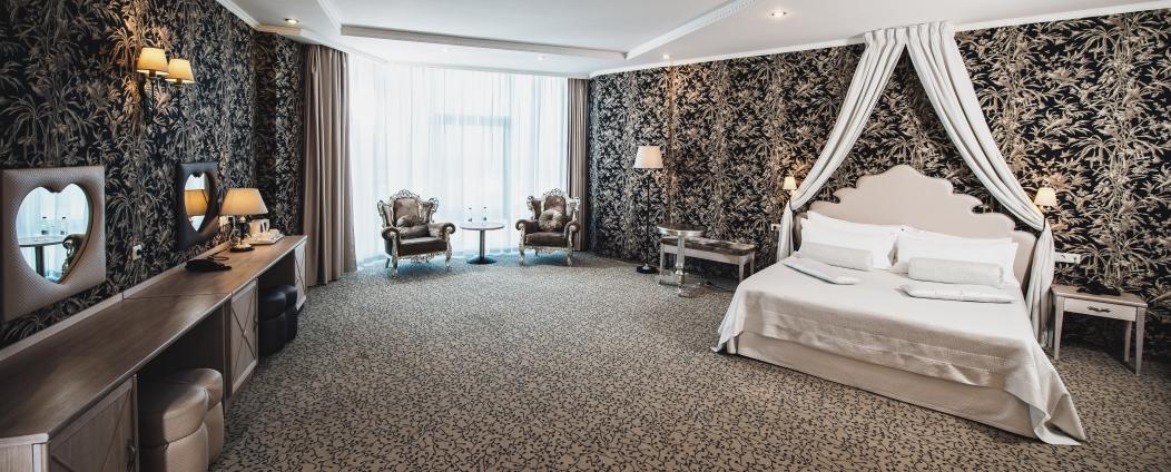 Отель Aquamarine Resort & SPA (отель Аквамарин) Севастополь Design Deluxe