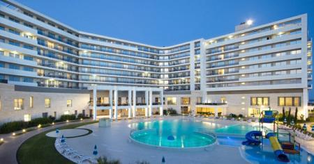 Отель Aquamarine Resort & SPA (отель Аквамарин) Севастополь