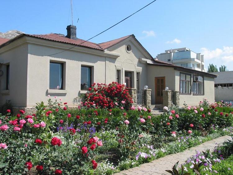 Отель Бастион Судак Административный корпус