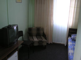 Отель Бастион Судак Корпус2 номера