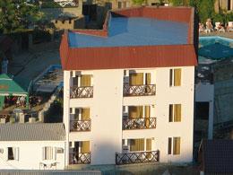 Отель Бастион Судак Корпус 3