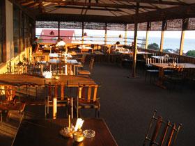 Отель Бастион Судак ресторан