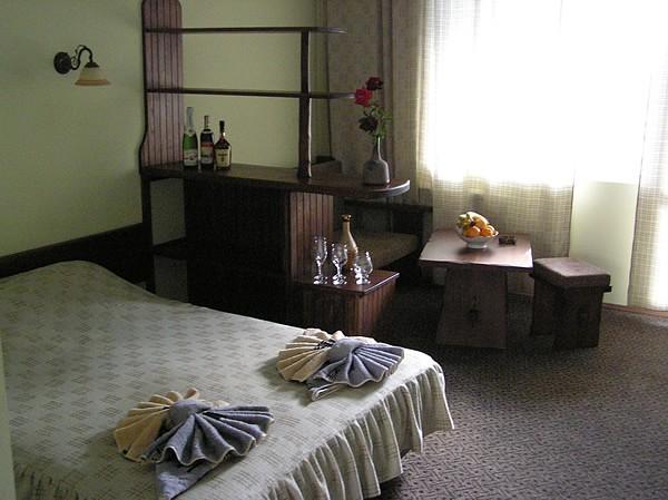 Отель Бастион Судак Двухместный номер корпус №1