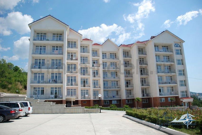 Санаторий Белоруссия Кореиз Санаторий Белоруссия, корпус 5